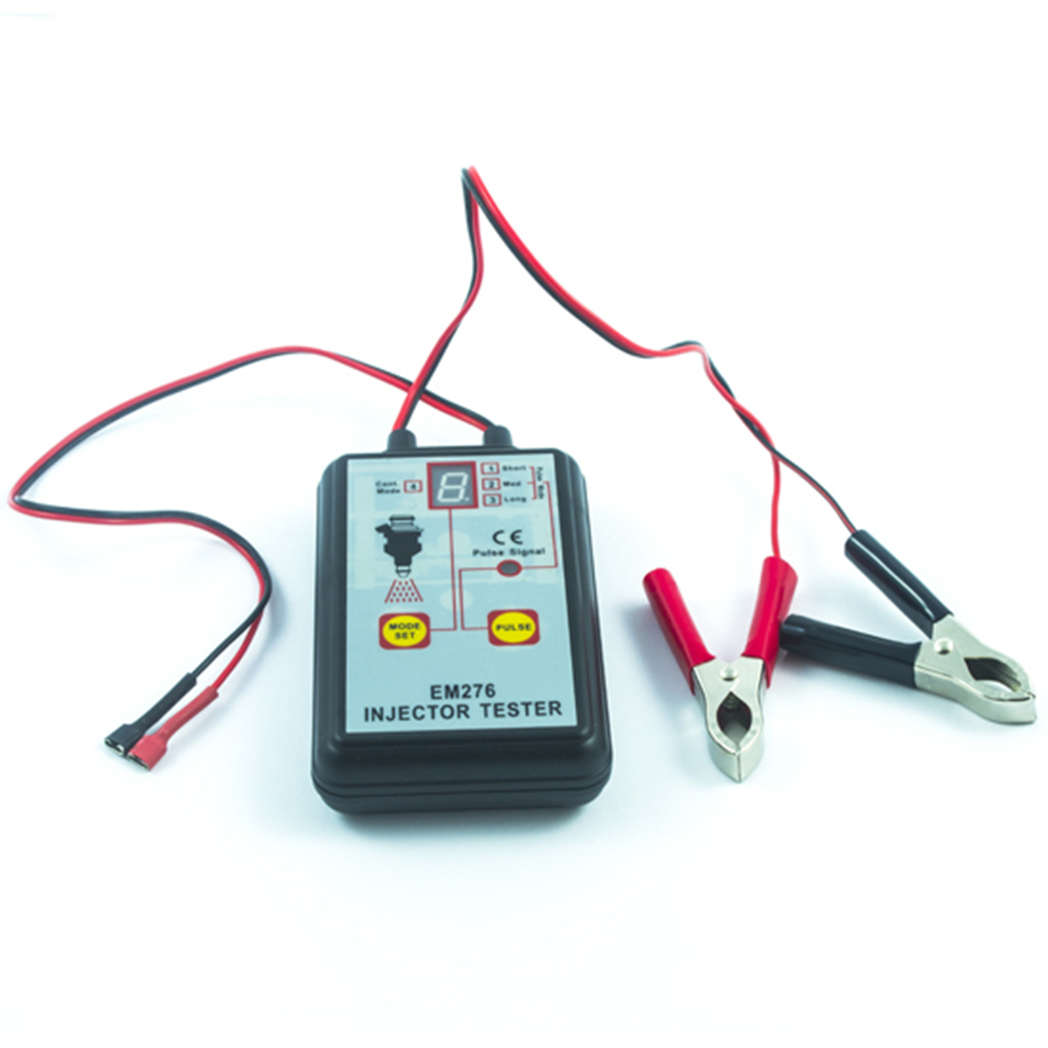Details about Electronic Fuel System and Fuel Injector Pressure Tester LED  Display
