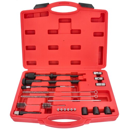 Injector Seat & Manhole Cleaning Set Tool Cutters Guide...
