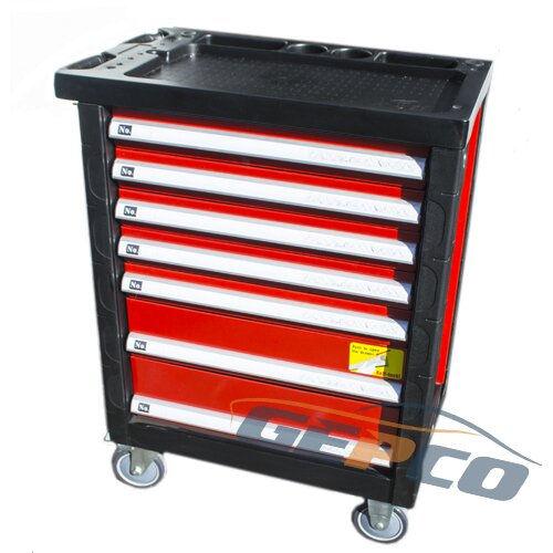 7 Drawer Roller Tool Cabinet