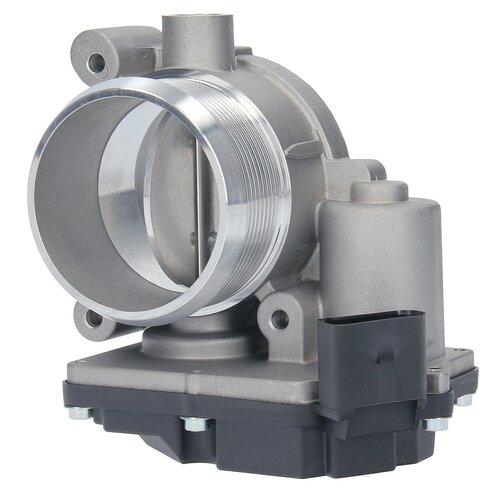 Throttle Body Audi A6 Allroad Avant C6 A8 Q7 4LB VW...