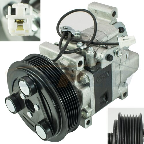 Air Conditioning Compressor Mazda 3 Hatchback Saloon BK...