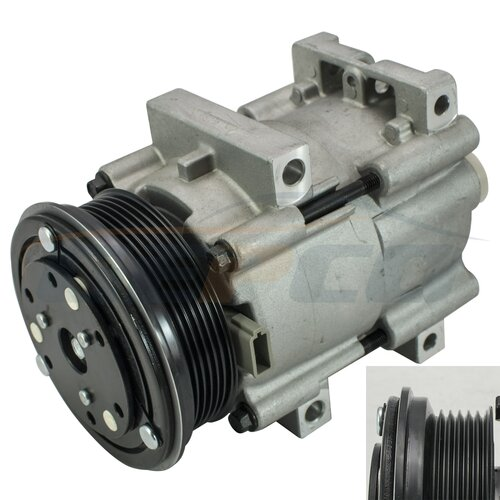 Air Conditioning Compressor Ford Escort Galaxy WGR...