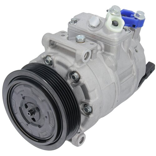 Air Compressor  Air-conditioning AC A/C Compressor  AUDI...