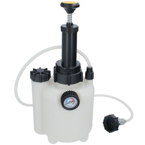 Brake and Clutch Manual Pressure Bleeder with 3 Litre...