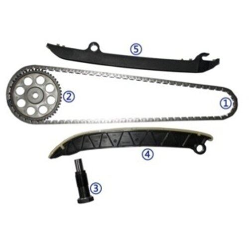 Timing Chain Kit Audi A1 A3 Seat Skoda VW Beetle Caddy...