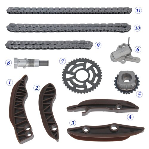 Timing Chain Kit BMW 1 2 3 4 5 6 7 X1 X3 X4 X5 MINI R55-R61