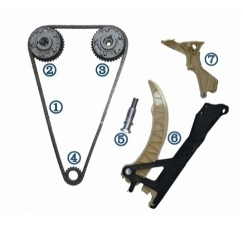 Timing Chain Kit BMW 1 E81 E82 E87 3 E46 E90-E92 5 E60 X1...