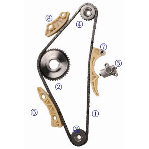 Timing Chain Kit Alfa Romeo 159 Brera Spider Chevrolet...