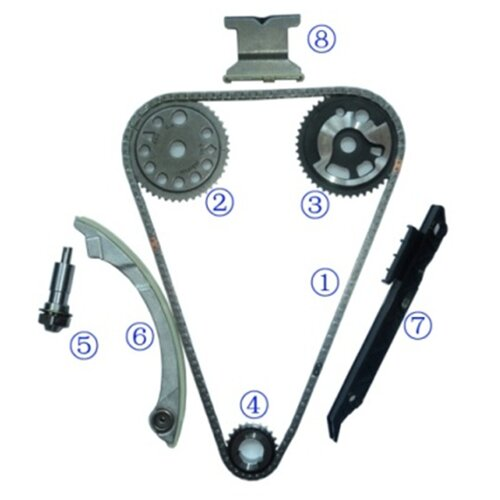 Timing Chain Kit Fiat Croma Opel Singnum Vectra C Zafira...