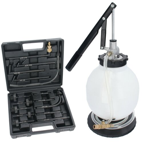 Transmission Oil Filling Filler Tool with Hand Pump 7...