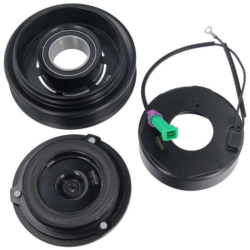 klimakompressor magnetkupplung riemenscheibe magnetspule. Black Bedroom Furniture Sets. Home Design Ideas