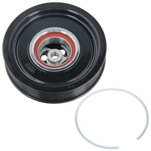 klimakompressor magnetkupplung riemenscheibe magnetspule