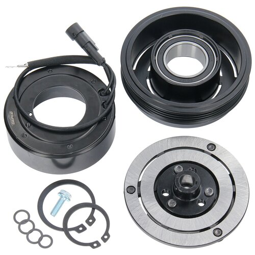 AC Compressor Magnetic Clutch CITROEN Jumper FIAT Ducato...