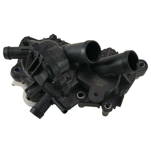 Engine Cooling Water Pump Thermostat Assembly Audi Seat...