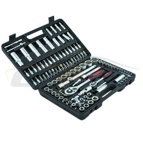 108PC CRV Socket Tools Set
