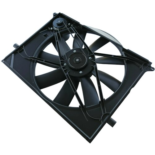 Radiator Cooling Fan with Motor fits Mercedes-Benz...