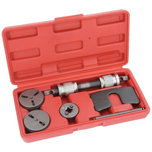 Brake Piston Caliper Reset Rewind Tool Set Universal Left...