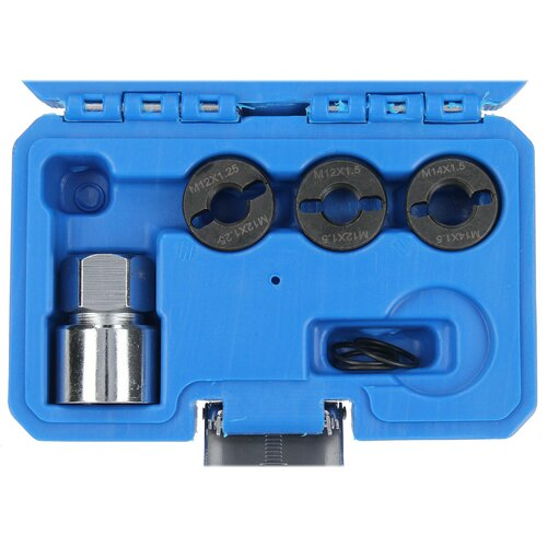 Wheel Stud Thread Repair Restorer Tool Set M12 x 1.25 M12...