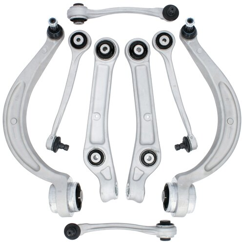 GEPCO Suspension Control Arm Set Front Axle for A4 B9 A5...