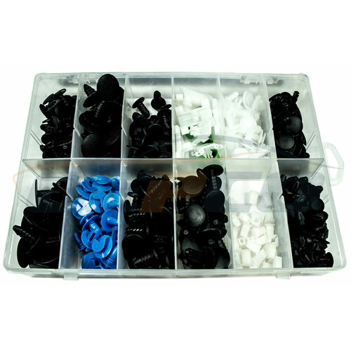 Trim Clip Assortment-Fiat 308pc /TÜRVERKLEIDUNG CLIPS und...